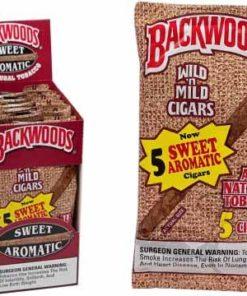 Buy Backwoods Sweet Aromatic Cigars online
