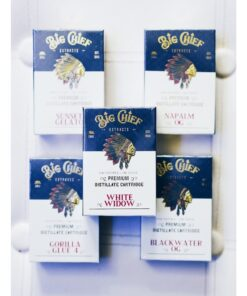 buy big chief extracts carts online